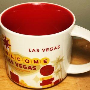 """Starbucks Las Vegas, Nevada """"You Are Here"""" Mug"""